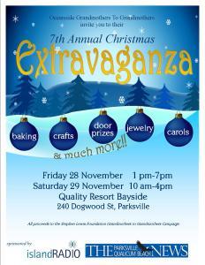 2014 Extravaganza Poster -